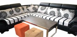 Sofa Set With High Quality Foam - (UI-019)