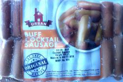 Buff Cocktail Sausage - 500gm - (UF-002)