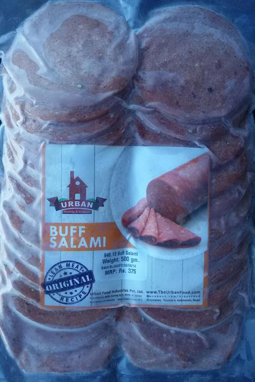 Buff Salami - 500gm - (UF-004)