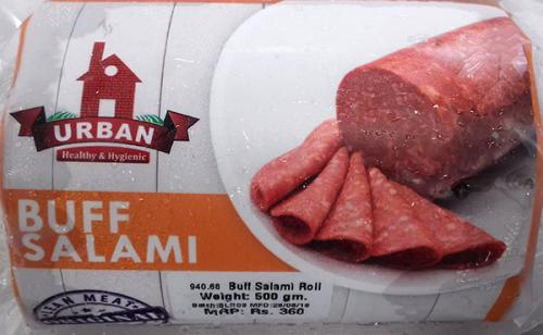 Buff Salami Roll - 500gm - (UF-007)