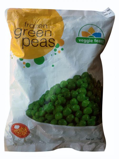 Green Peas - 1KG - (UF-017)
