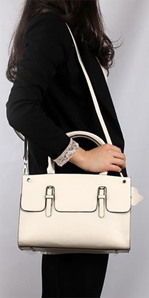 Genuine Leather Hand Bag - (WBG006)