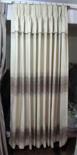 Cotton Curtain - Per Meter - (OC-010)