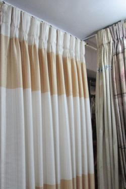Cotton Curtain - Per Meter - (OC-011)
