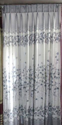 Silk Cotton Curtain - Per Meter - (OC-012)