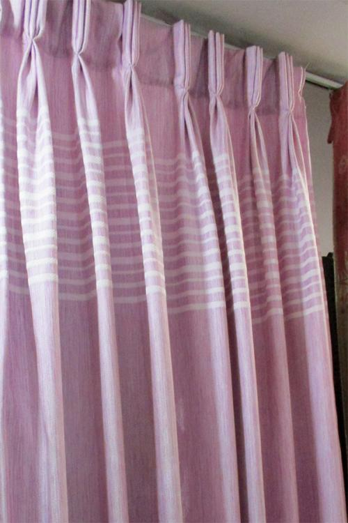 Printed Cotton Curtain - Per Meter - (OC-013)