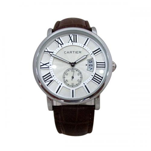 Cartier LB Steel Color Watch - (NL-100)