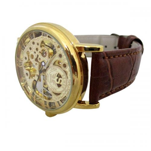 SEWOR Brand Skeleton Mechanical Watch - (NL-102)