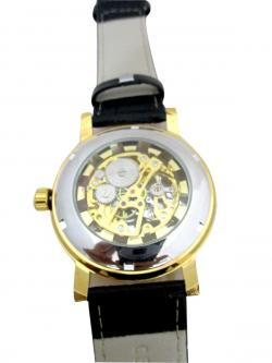 SEWOR Brand Skeleton Mechanical Watch - (NL-103)