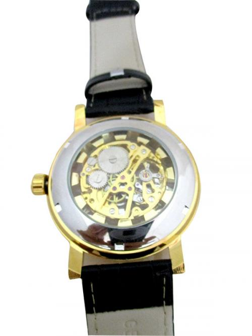 SEWOR Brand Skeleton Mechanical Watch - (NL-103)
