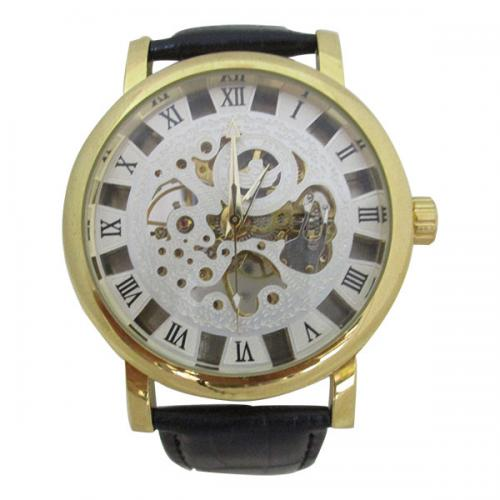 SEWOR Brand Skeleton Mechanical Watch - (NL-104)