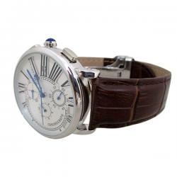Cartier Steel Color Watch - (NL-107)