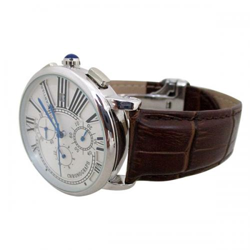 Cartier Steel Color Watch - (NL-107)