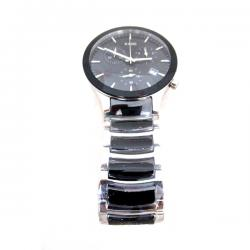 RADO Centrix Black Chronograph Watch - (NL-130)