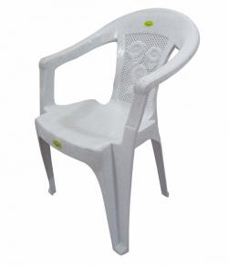 Comfortable Plastic Chair - Medium - (UT-001)