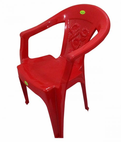 Comfortable Plastic Chair - Medium - (UT-002)