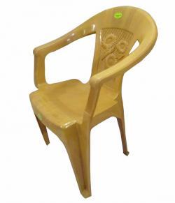 Comfortable Plastic Chair - Medium - (UT-004)