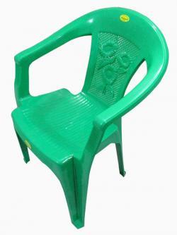 Comfortable Plastic Chair - Medium - (UT-006)