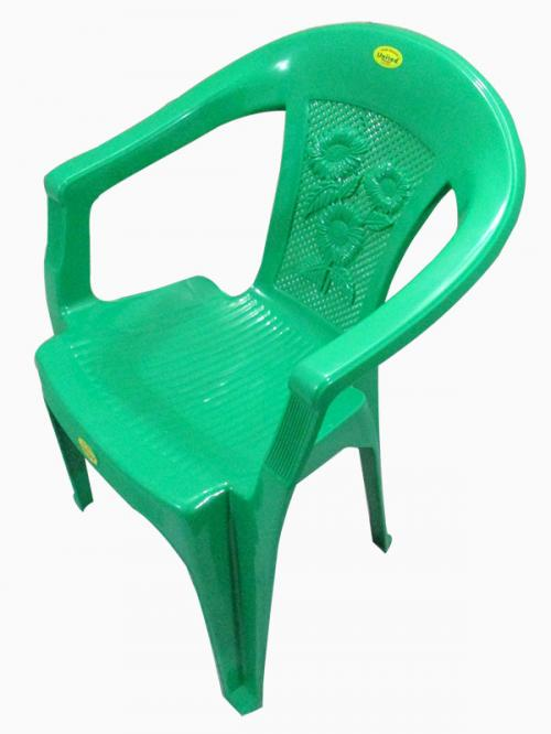Comfortable Plastic Chair - Medium - (UT-006)