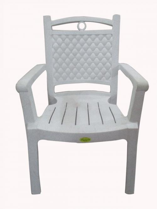 Deluxe Comfortable Plastic Chair - (UT-020)