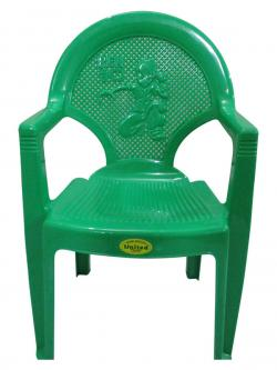 Comfortable Plastic Chair - Baby Chair - (UT-027)