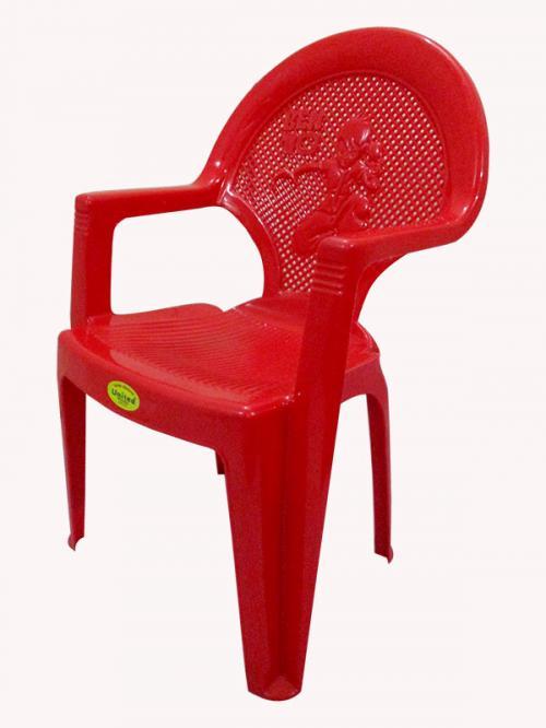 Comfortable Plastic Chair - Baby Chair - (UT-028)