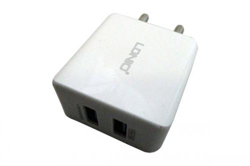 LDNIO 2.1A Adapter With Double USB Slot - (DL-AC200)