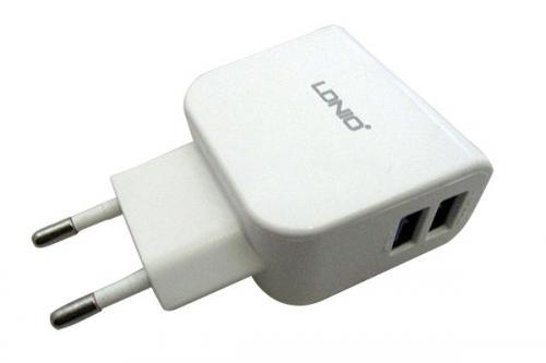LDNIO 2.1A Dual USB Slot - (GG-057)