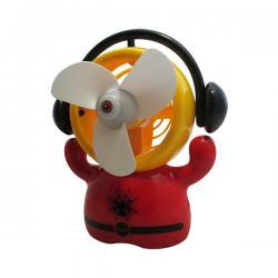 Spiderman USB Rechargeable Fan - (GG-066)