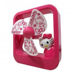 Cute Hello Kitty Rechargeable Fan - (GG-070)