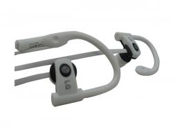 LG Bluetooth Bt-7 Neckband In-ear Sports Headset With Volume Control & Mic - (GG-084)