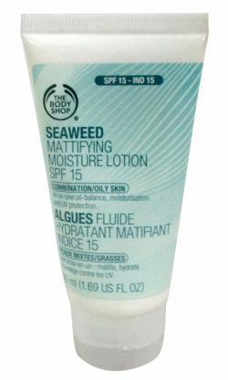 Seaweed Mattifying Moisture Lotion SPF-15 - (SC-007)