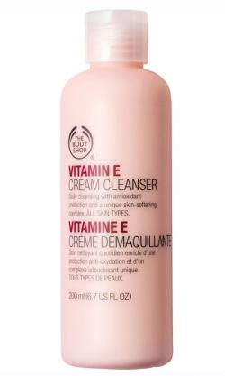 Vitamin E Cream Cleanser - 200ml - (SC-010)