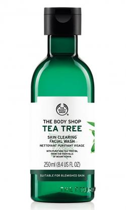 Tea Tree Facial Wash 250ml - (SC-023)