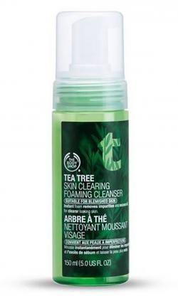 Tea Tree Foaming Cleanser 150ml - (SC-024)
