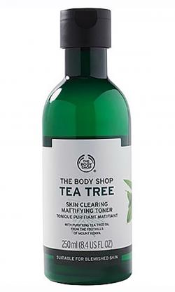 Tea Tree Skin Clearing Toner 250ml - (SC-026)
