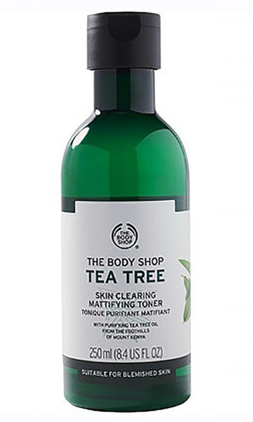 Tea Tree Skin Clearing Toner 250ml - (SC-026)