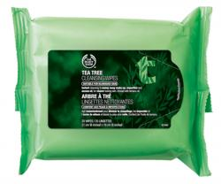 Tea Tree Cleansing Wipes - (SC-033)