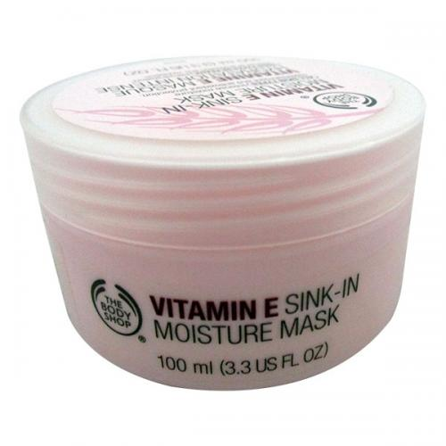 Vitamin E Sink-In Moisture Mask 100ml - (SC-037)