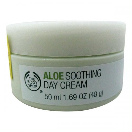 Aloe Soothing Day Cream 50ml - (SC-053)