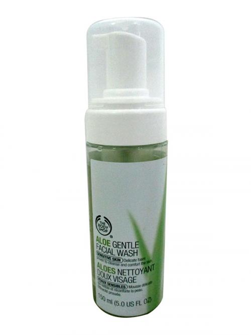 Aloe Gentle Facial Wash 150ml - (SC-054)