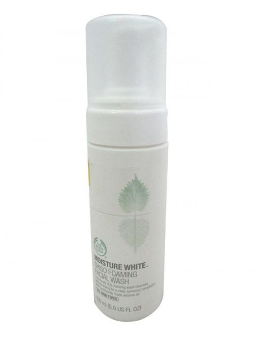 Moisture White Shiso Foaming Facial Wash 150ml - (SC-055)