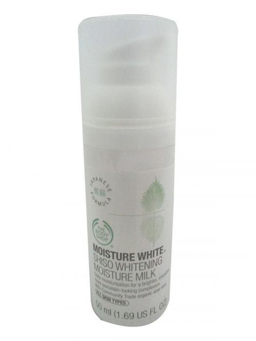 Moisture White Shiso Whitening Moisture Milk 50ml - (SC-058)