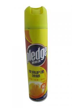 Pledge Furniture Polish Spray - (PLEDGE-001)