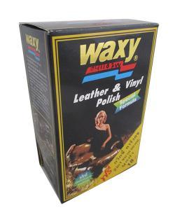 Waxy Leather and Vinyl Polish - (WAXY-002)