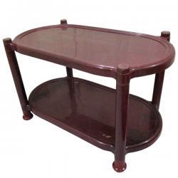 Brown Color Stylish Tea Table - (UT-031)