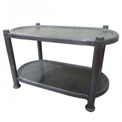 Silver Color Stylish Tea Table - (UT-032)