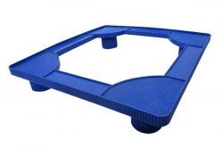 Blue Color Fridge Stand - (UT-043)