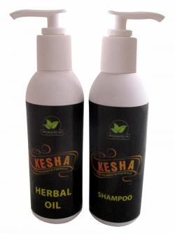 Kesha Hair Regrowth For Men - (WH-003)