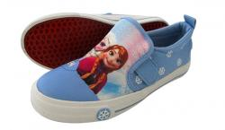 Frozen Printed Vans Style Shoes For Kids - (CN-004)
